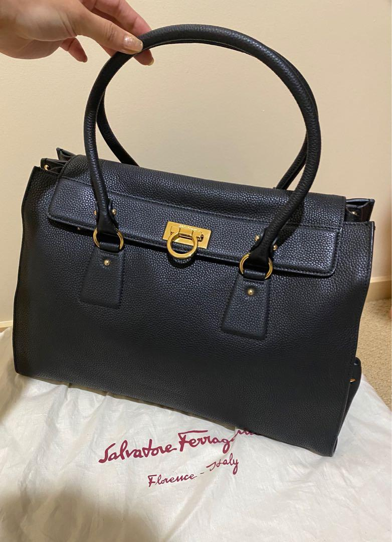 New Ferragamo Bag