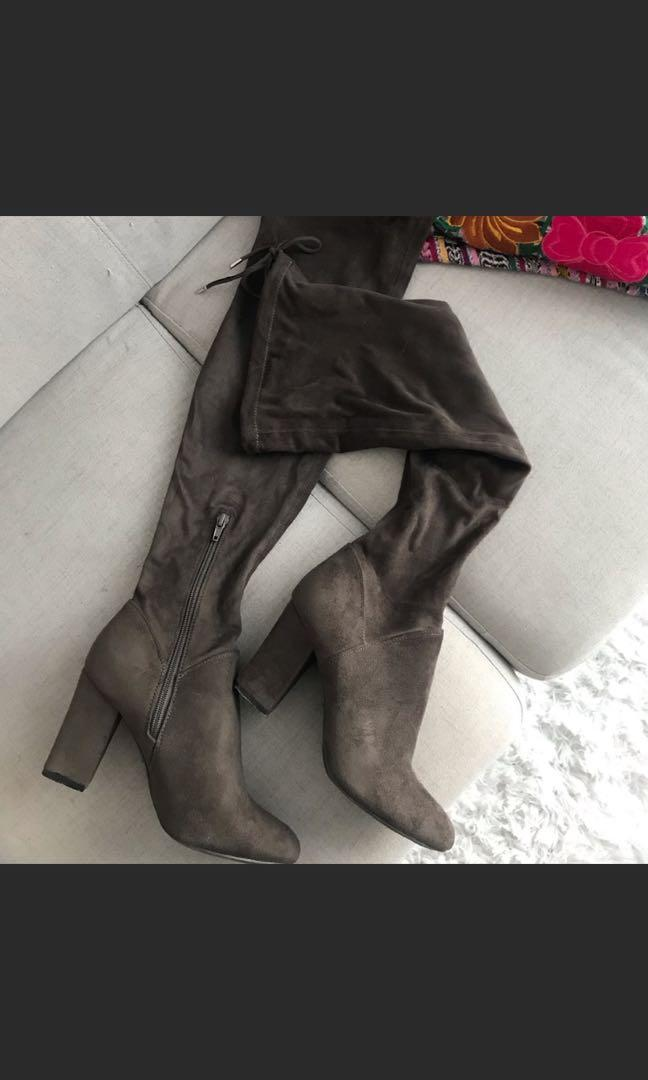 Over the knee boots from call it spring