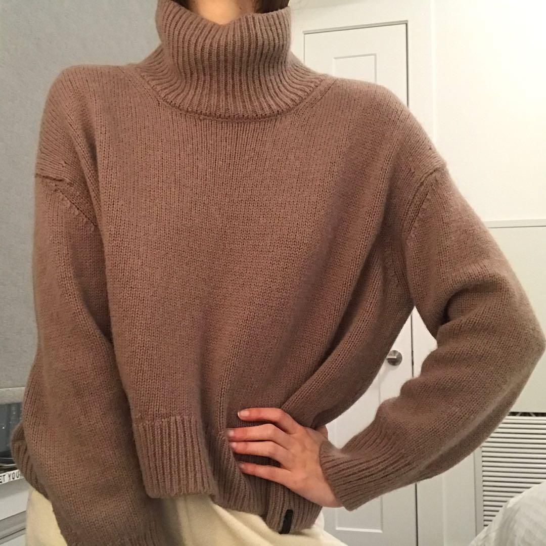 RUDSAK knit turtleneck