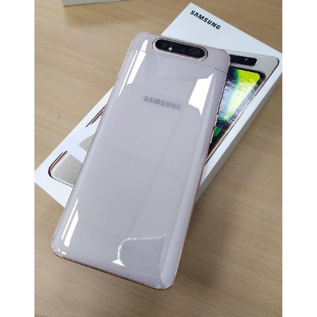 Samsung A80 8G/128G 金色
