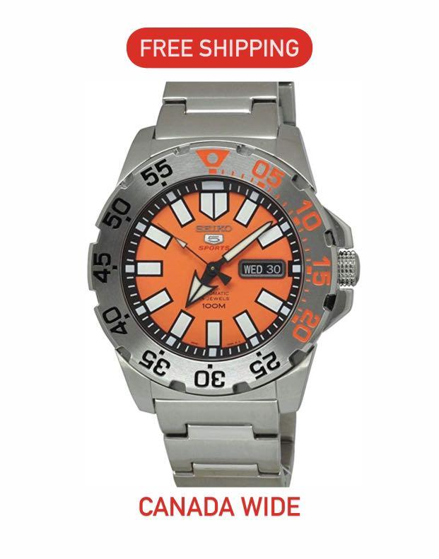 Seiko Baby Monster Diver Automatic Watch