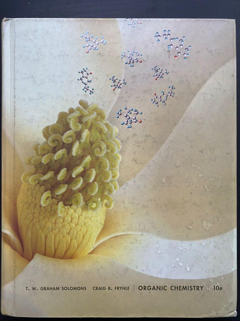 Solomons Organic Chemistry 8th Edition