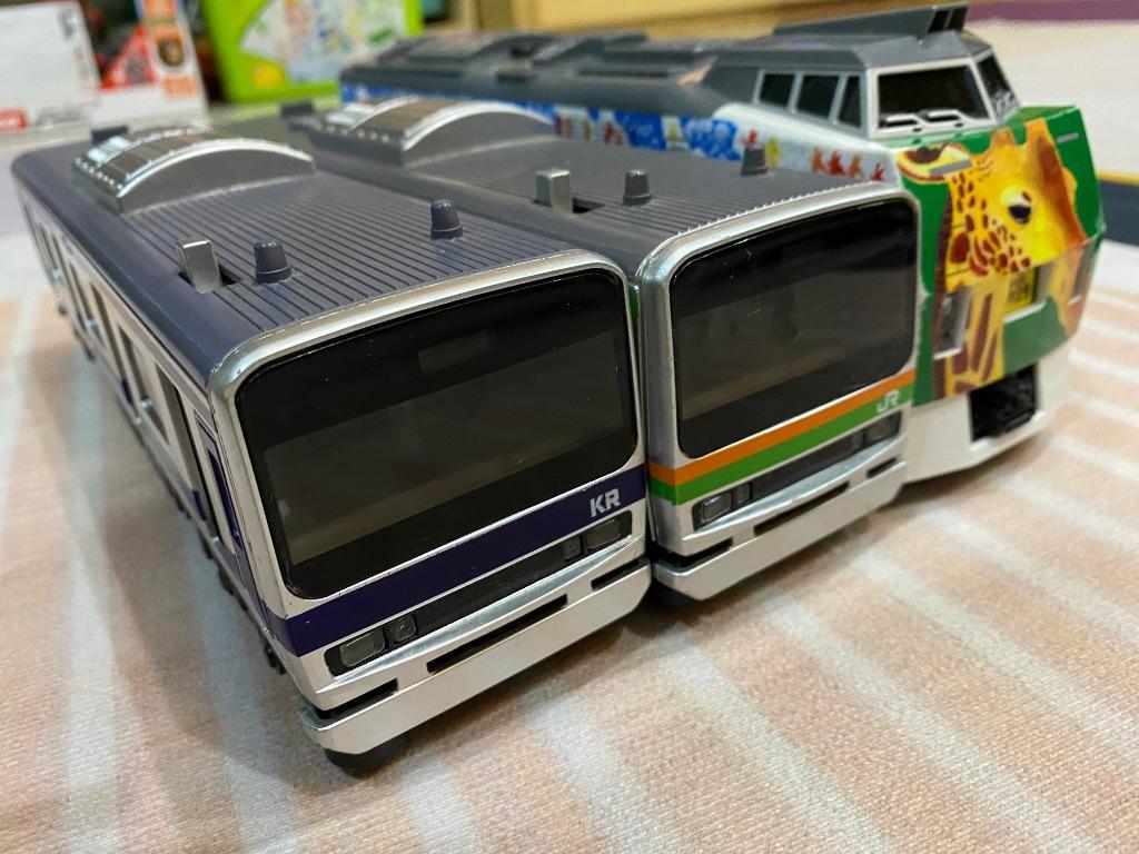 Toyco JR山手線+KR地鐵+旭山動物園號
