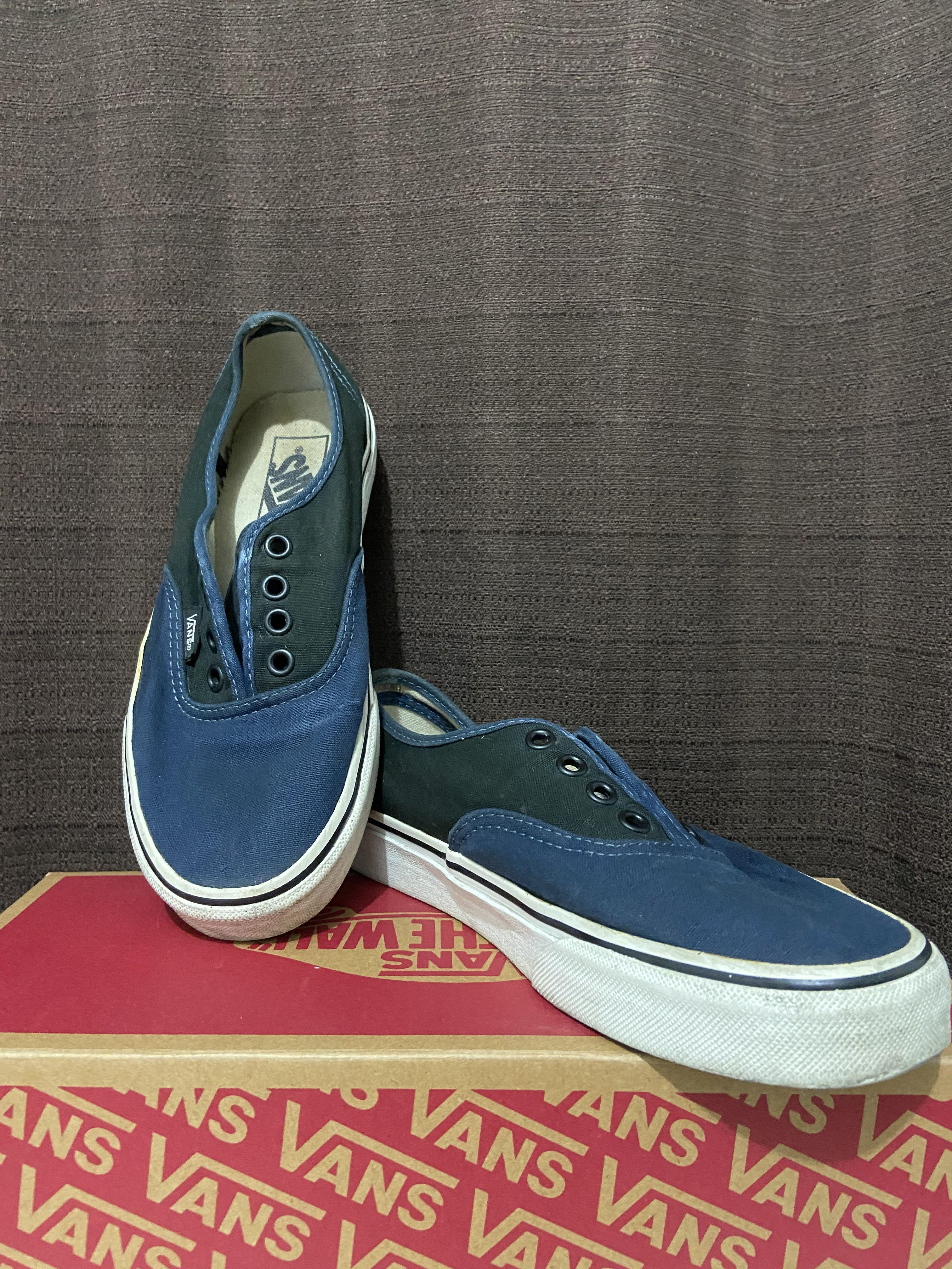 Vans Authentic (Original), Women's Fashion, Footwear, Sneakers on ...