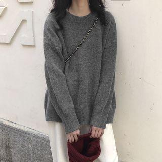 保暖厚針織毛衣
