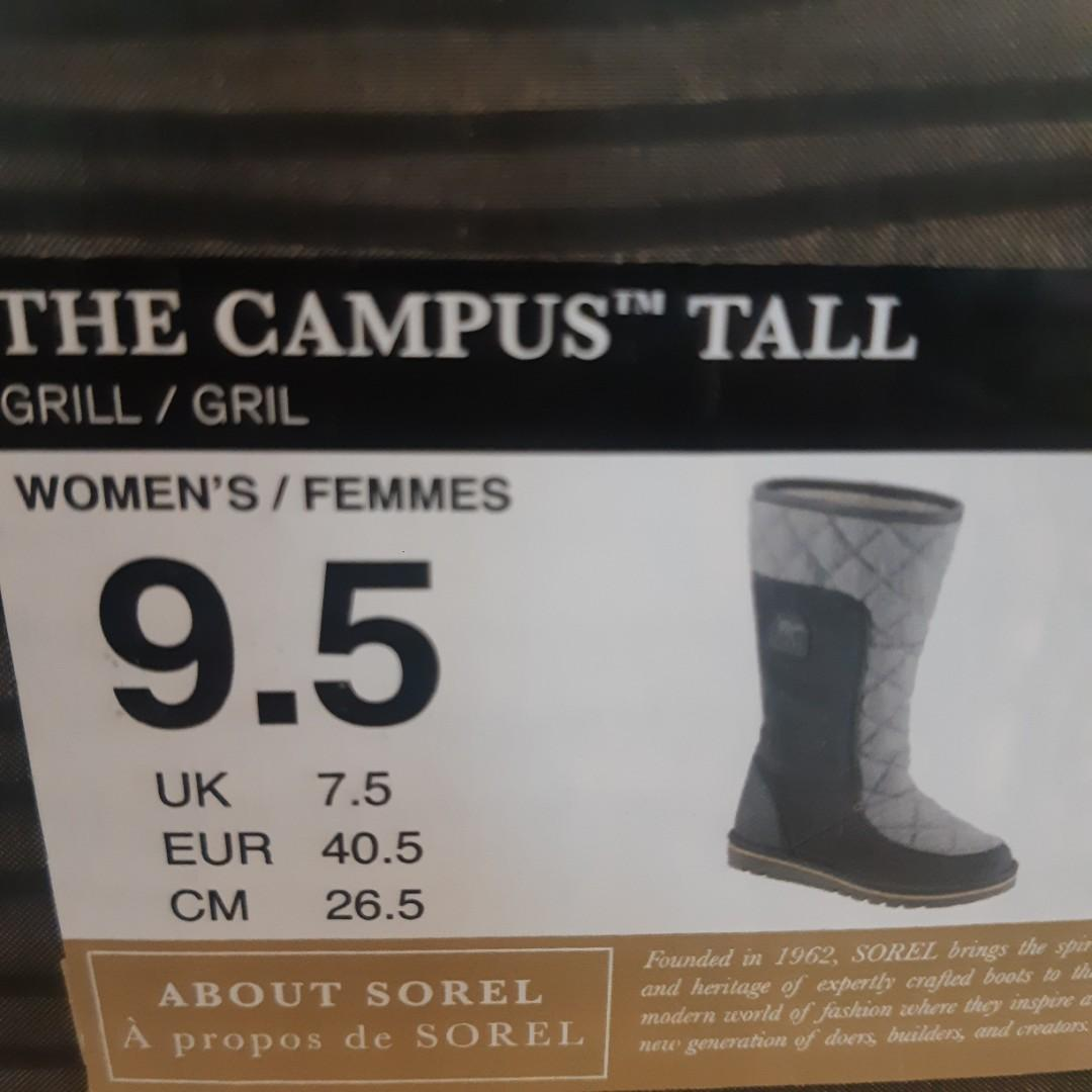 Sorel Winter Boots (Free Shipping Canada-Wide)