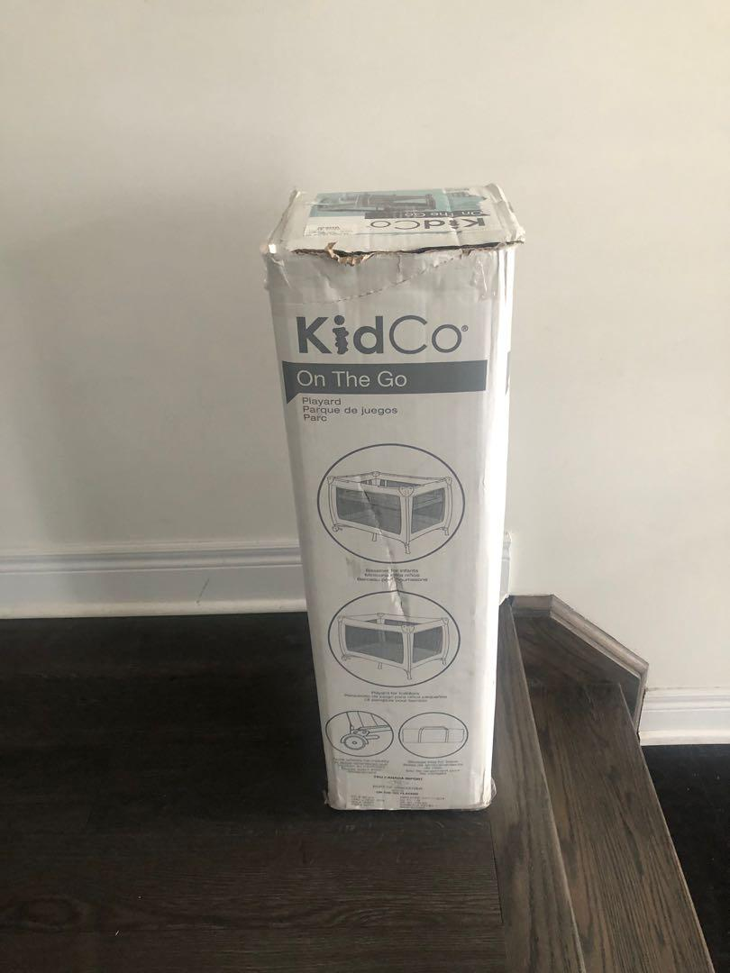 Baby play yard brand new in a box.