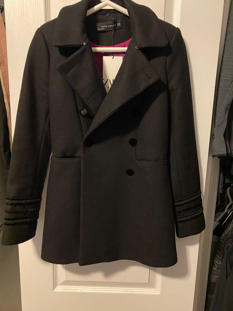 Brand new Zara Coat size XS