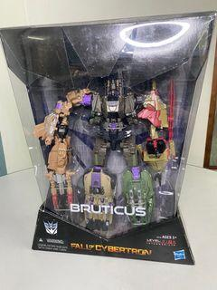 Hasbro Bruticus sdcc Fall of Cybertron Transformers