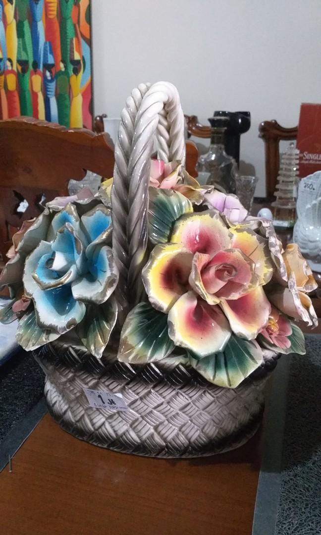 Bunga keramik