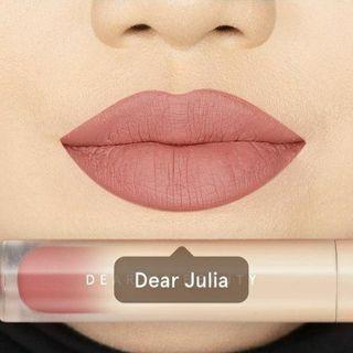 Dear Me Beauty lip matte