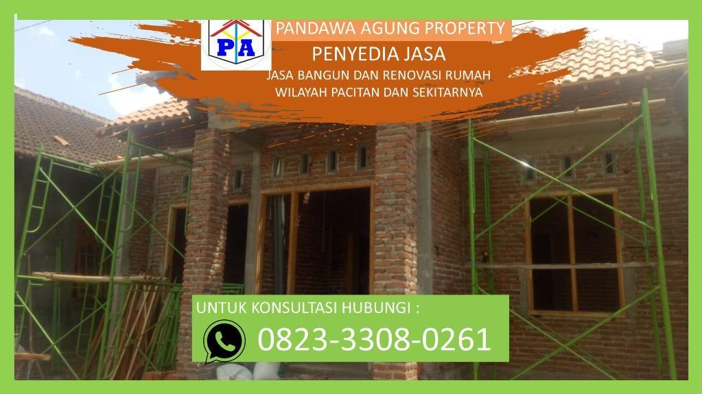 FREE DESAIN | 0823-3308-0261 | Jasa Bangunan Permeter di Pacitan, PANDAWA AGUNG PROPERTY