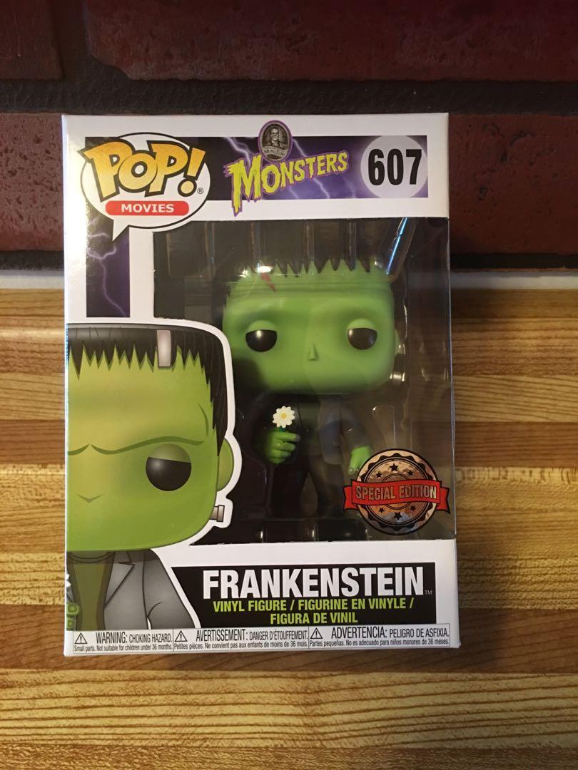 FUNKO POP-MOVIES-MONSTERS-FRANKENSTEIN # 607