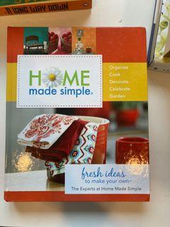 (Home Organisation Book) Home Made Simple