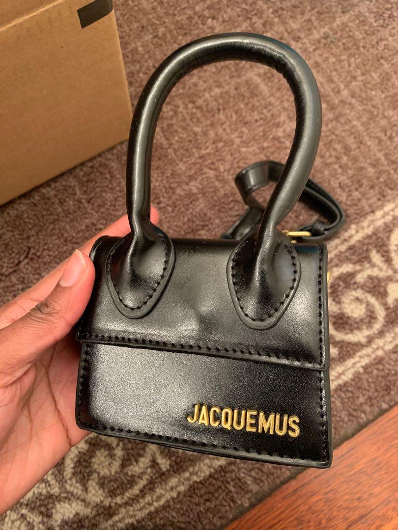Iinspired jacquemus purse