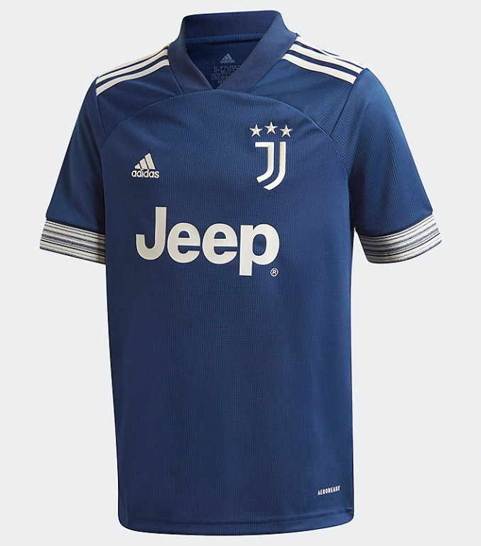Juventus 2020 21 Away Jersey Ready Stock Sports Sports Apparel On Carousell