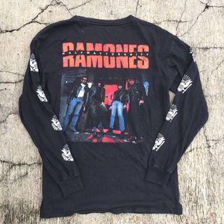 Kaos Band Ramones Bootleg