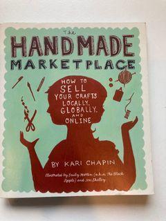 (Preloved book) Handmade market