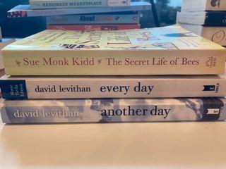 Preloved books (bestsellers)