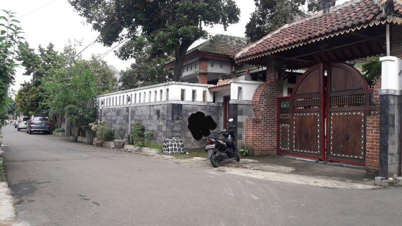 Rumah Hitung Tanah Lebak Bulus Jakarta Selatan