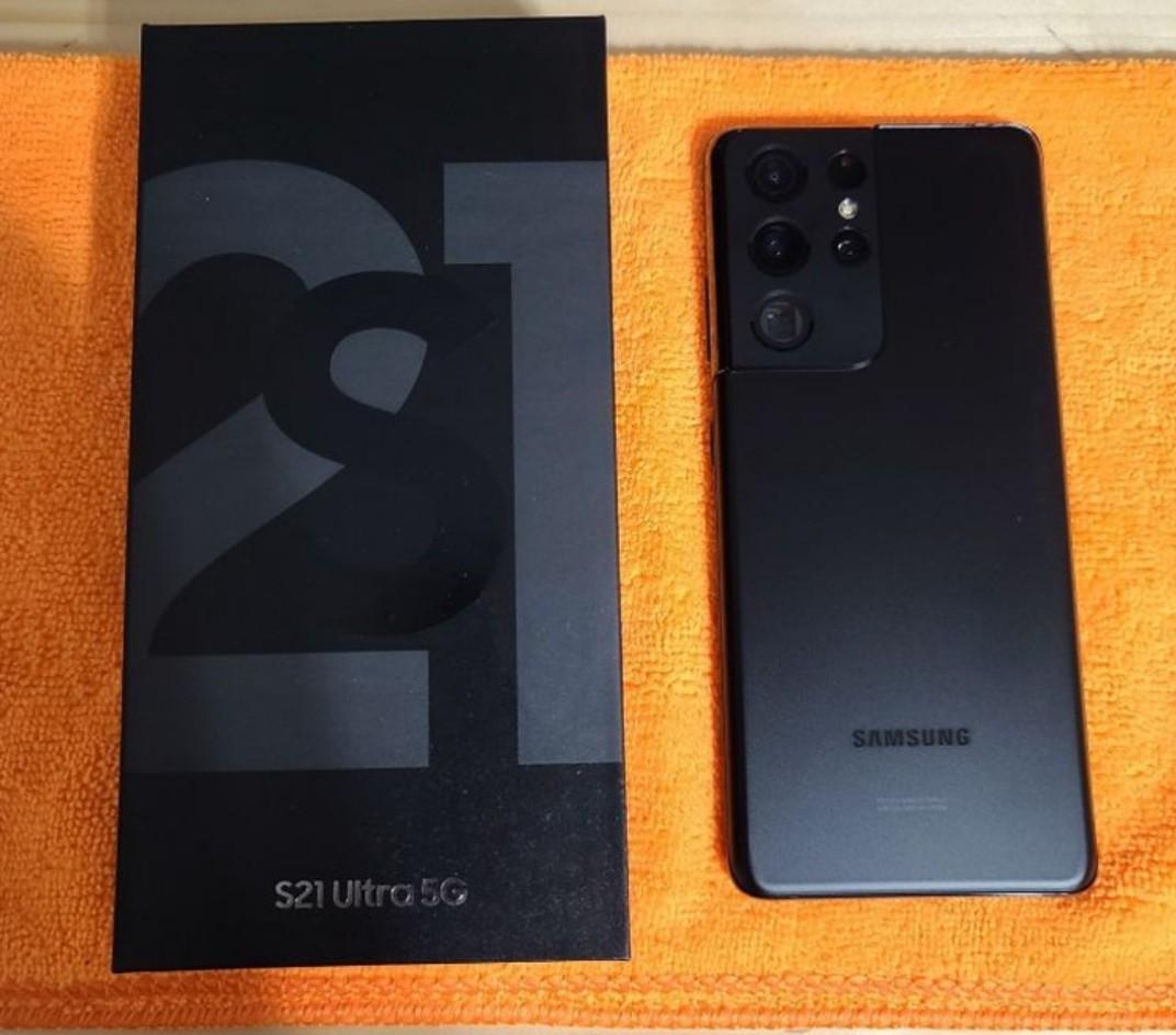 Samsung Galaxy S21 5G 128GB Unlocked