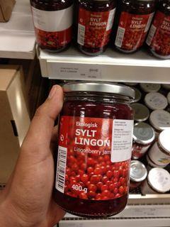 Selai Lingonberry Khas IKEA *LIMITED STOCK*