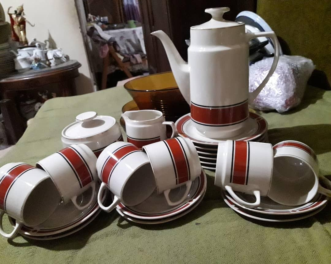 Tea Set Jadoul Kun Lun