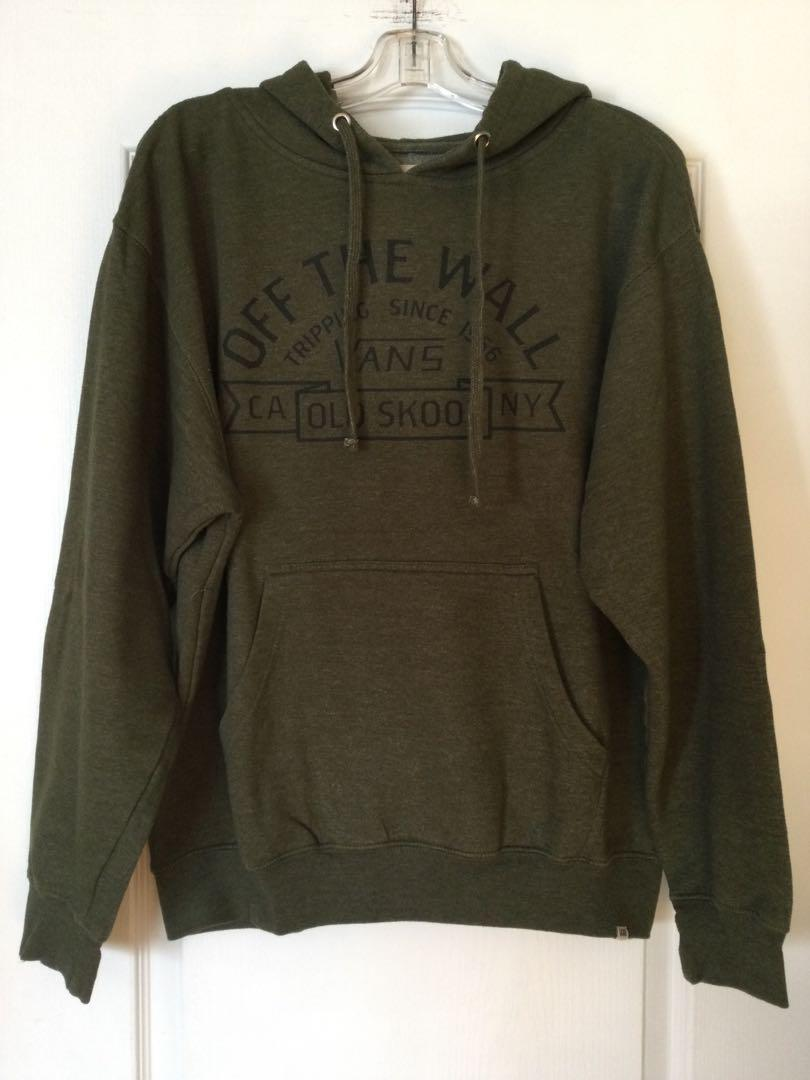 VANS hoodie. Size Medium. In a-one excellent used condition. Like new.