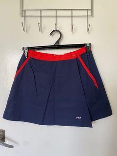 Vintage Fila tennis skirt