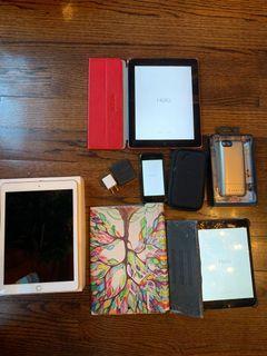 $250 or BO for: iPad2, iPadMini1, iPad6, iPhone5s & accessories