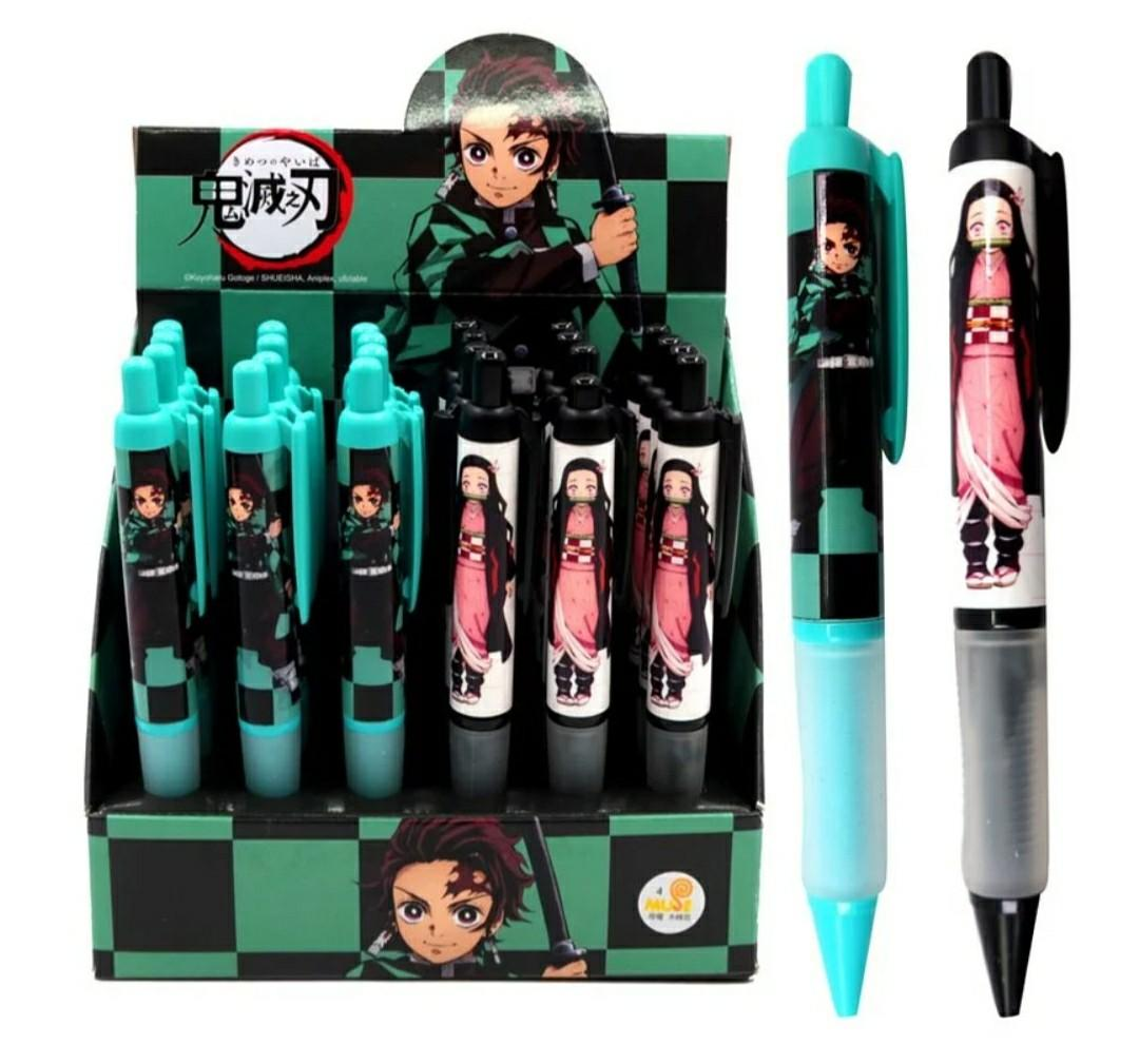 鬼滅之刃 自動中油筆 自動鉛筆