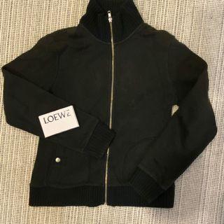 基本款 黑色外套 hoodie