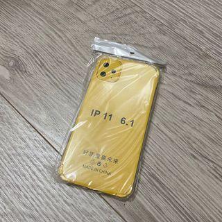 全新 iphone 11 矽膠手機殼 (軟)