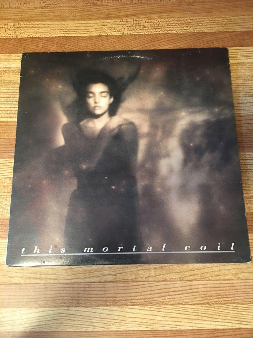 ALBUM-THIS MORTAL COIL-IT'LL END IN TEARS