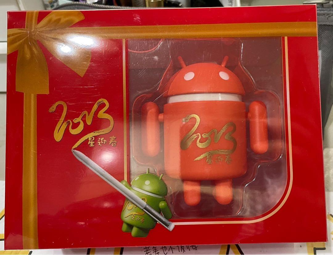 Android 造型新年公仔  USB 2.0