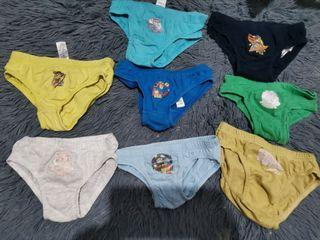 Assorted briefs (Take all 8 pcs(