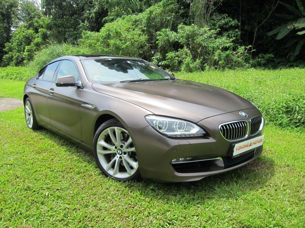 BMW 640i Gran Coupe (A)