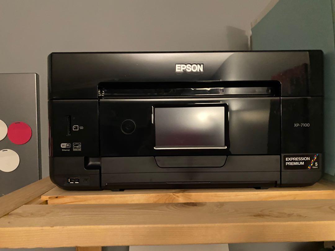 Brand New Epson XP-7100 Printer