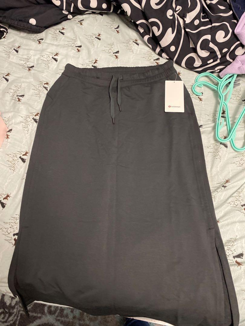 Brand new lululemon skirt