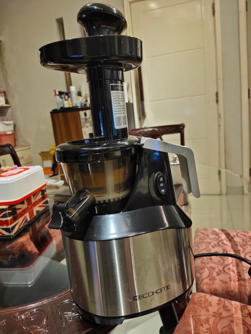 Cold press slow juicer