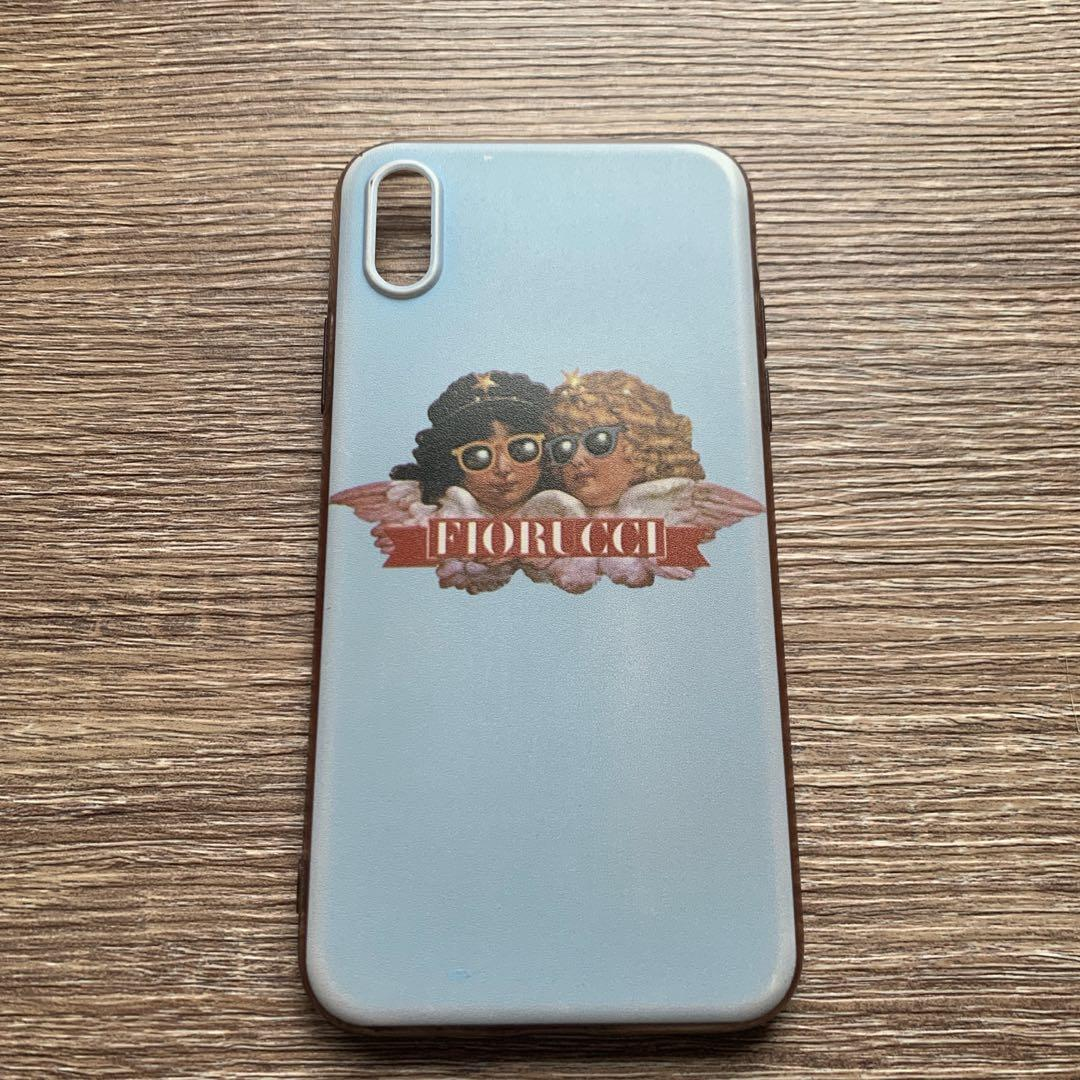Fiorucci iPhone XS phone case used condition