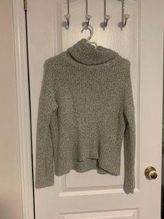 Forever 21 chunky knit turtleneck sweater