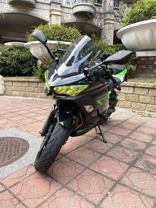 Kawasaki ninja忍者400