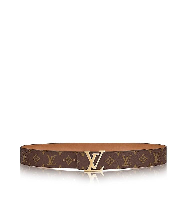Louis Vuitton Reversible Belt , brown
