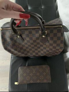 Purse and Wallet ($250 together $150 each)