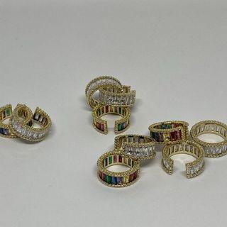 retro rings