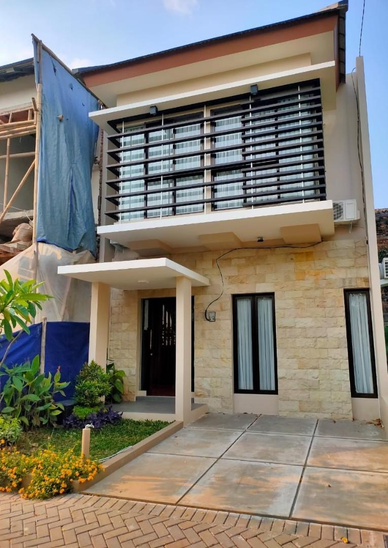 Rumah Baru 2 Lantai Minimalis siap Huni Lokasi Strategis Asri Nyaman di Jatiasih Bekasi