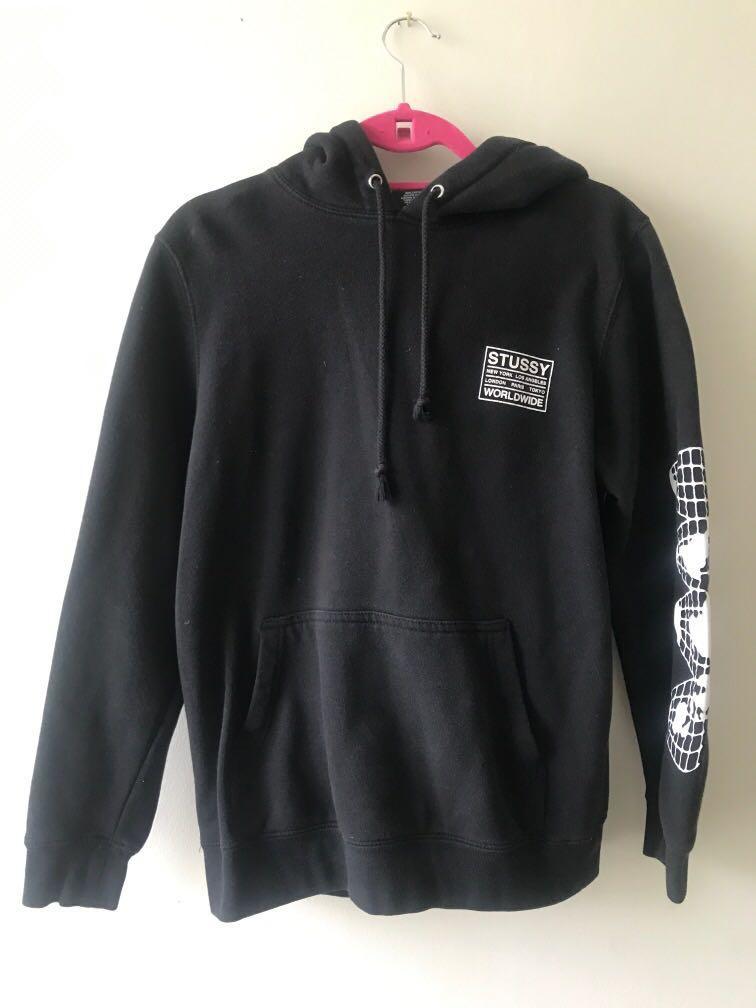 Stussy Black Sweater