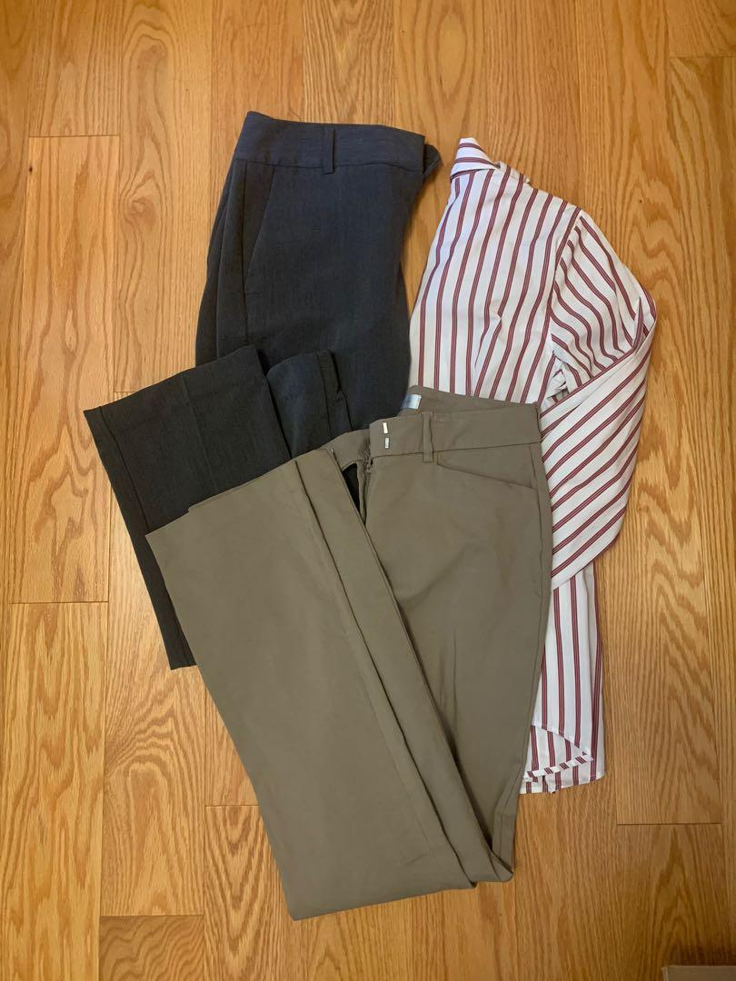 Van heusen bundle - size small