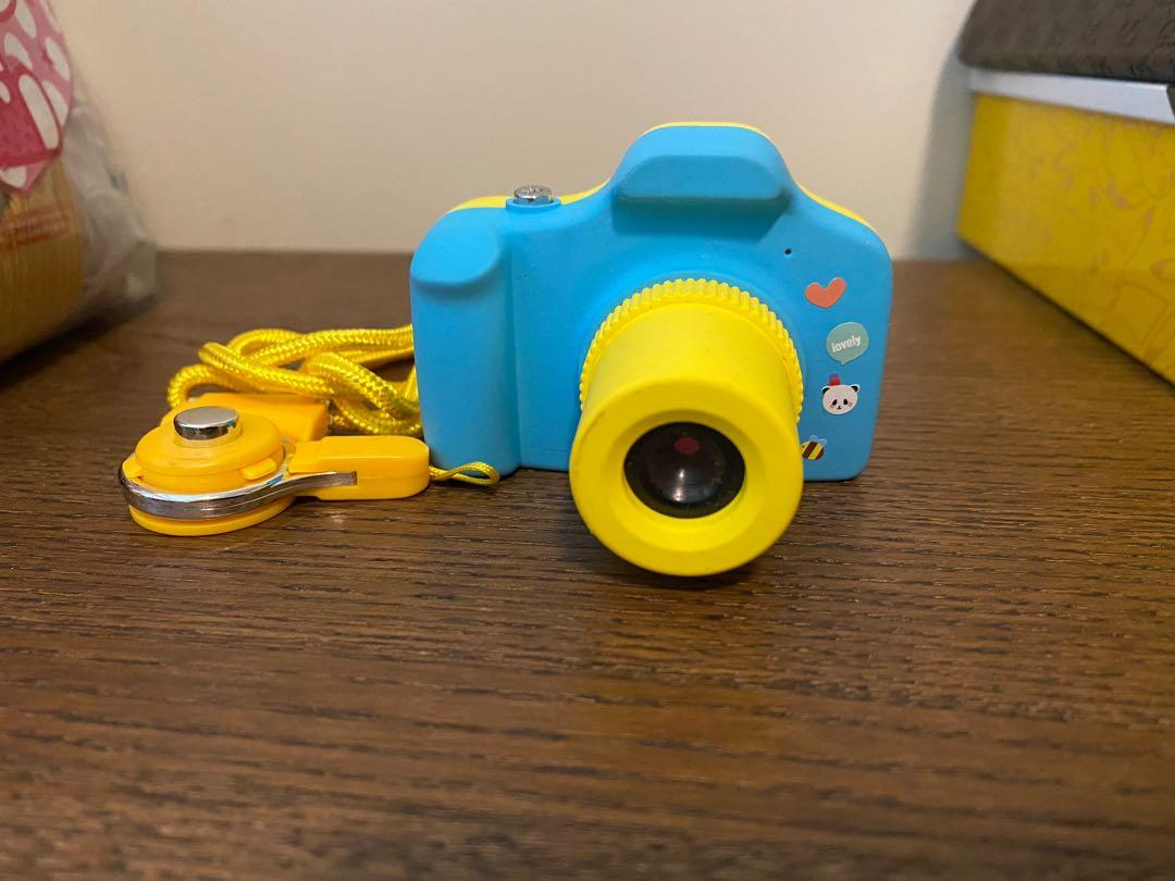 VisionKids Camera (Like new)